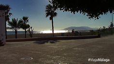 El Paseo Marítimo de El Cantal está situado en la Cala del Moral. Se extiende por las playas de la localidad, y un promontorio lo separa del municipio del Rincón de la Victoria.