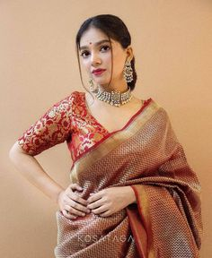 Indian Fashion Trends, Indian Designer Outfits, Indian Outfits, Indian Fashion Modern, Fashion Styles, Fashion Ideas, Saree Blouse Neck Designs, Blouse Patterns, Anarkali
