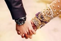 South Asian Wedding Bride and Groom Dulha & Dulhan Together We Stand, Hands Together, Asian Inspired Wedding, South Asian Wedding, Marriage Couple, Love And Marriage, Dua For Love, Islam Marriage, Couple Hands