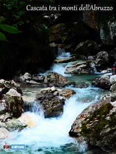Falling through Abruzzo - Italy