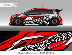 Graphic abstract stripe racing background designs for wrap cargo van, race car, pickup truk, adventure vehicle. Car Stickers, Car Decals, Vinyl Decals, Background Designs, Cargo Van, Vehicle Wraps, Audi Cars, Rally Car, Car Wrap
