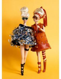 0df8b07cc2 Barbie in Futura-Sonnenbrille 1994