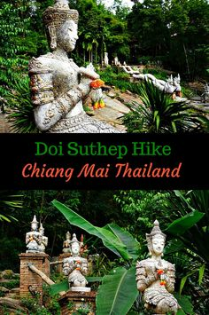 Doi Suthep Hike Chiang Mai Thailand