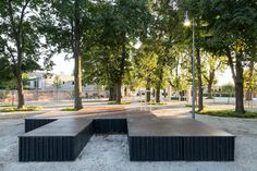 New Park in Leopoldov « Landscape Architecture Platform | Landezine