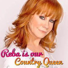 This style and color suits me. I've had it for quite a few years. But I get tired of people telling me I look like Reba.