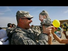 Take The Challenge And Try Not To Cry Happy Tears Part 1(US Troops Coming home) I cried like a baby.