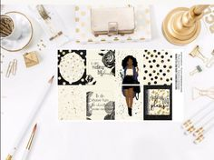Planner Gal Sticker Kit by TammisObsessions on Etsy