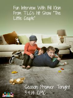 """Interview With Bill Klein From The TV Series """"The Little Couple"""""""