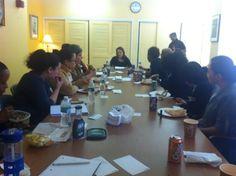 Grace Institute - Lunch 'n Learn programs.