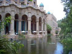 The Palace 1 by Confussed-Stock on DeviantArt Wonderful Places, Beautiful Places, Image Resources, Fantasy City, Hot And Humid, Sun City, Best Stocks, Exotic Places, Lush Garden