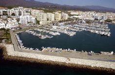 Puerto deportivo, Estepona (Málaga) / Marina in Estepona (Málaga), by @borisalas