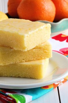 Best Ever Lemon Brownies