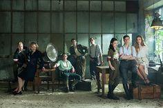 FilmPolski.pl - galeria - MIASTO 44 Bucky Barnes, Period Dramas, Great Pictures, World War Ii, Sweet Dreams, Retro, Tv, Concert, People