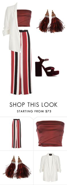 """""""Untitled #11"""" by helen-canakc on Polyvore featuring Zeus+Dione, Romeo Gigli, Louis Vuitton, River Island and Jil Sander"""