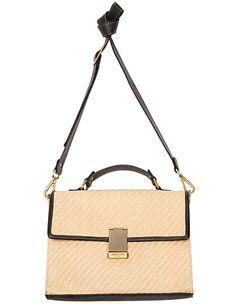 Love this straw bag!! $40