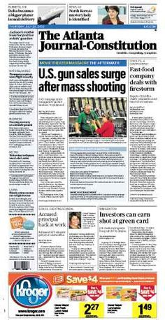 The Atlanta Journal-Constitution: July 26, 2012.