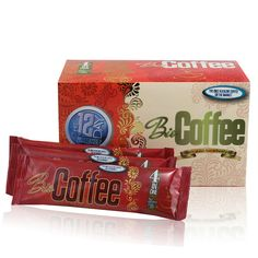 """Bio Coffee """" The Healthiest Coffee in the World""""   Pick up your box today and start the 12 DAY CHALLENGE at www.biocoffee.com"""