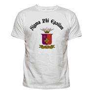 Sigma Phi Epsilon Vintage Crest T-shirt - $12!