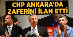 Devriye Haber : Yavaş: Gözümüz Aydın Ankara'yı Kazandık