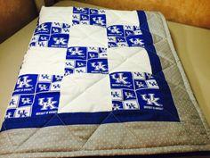 University of Kentucky Quilt | Quilt, Kentucky and Etsy : university of kentucky quilt - Adamdwight.com