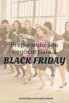 5 Ações para preparar seu negócio para a Black Friday em 2015. #empreendedorismo #entrepreneur #pequenosnegocios