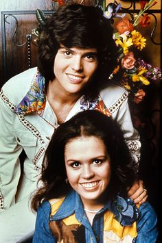 Donny & Marie Osmond..My first love & still love him.Please check out my website thanks. www.photopix.co.nz