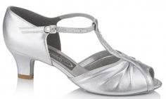 Freed Dance Steps TOPAZ Ladies Ballroom Shoe | Strictly Ballroom Shoes | For the Latest in Online Ballroom Shoes