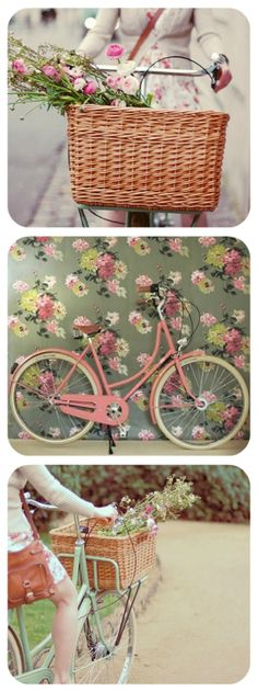 For the love of bicycles :) i have an amazing commuter bike from my sister Eileen!