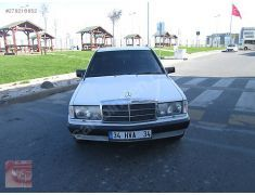 SAMTAR OTO DAN Mercedes - Benz 190 E 1.8 TEMİZ