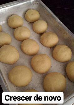 Pão de Leite Caseiro Fofinho Bread Recipes, Cake Recipes, Cooking Recipes, Food Cakes, Pasta, Coco, Guacamole, Barbecue, Food To Make