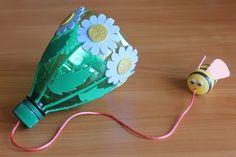 Игрушки «Бильбоке» своими руками - Для воспитателей детских садов - Маам.ру Kids Crafts, Animal Crafts For Kids, Preschool Crafts, Diy For Kids, Diy And Crafts, Arts And Crafts, Weekend Crafts, Summer Crafts, Camping Crafts