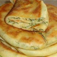 Домашние хачапури с сыром на кефире