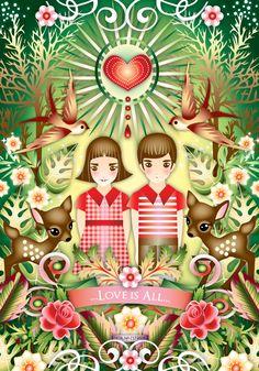 Catalina Estrada - Love Is All