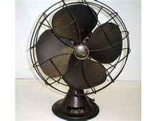 Fans before there was AC