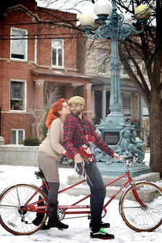 Valentine's Day Engagement Photos