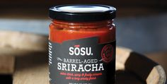 Featured Image for Mmm, whiskey barrel-aged Sriracha makes the hot sauce hotter