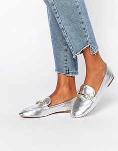 Silver Loafers