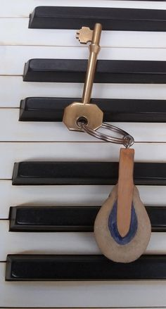 Reclaimed from a piano at the end of its life. Each one has been lightly sanded and varnished. Reuse Recycle, Upcycle, Recycling, Piano Crafts, Piano Keys, Repurposed Items, Key To My Heart, Shrek, Furniture Makeover