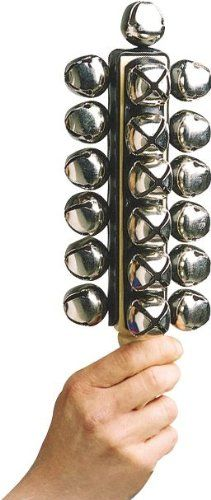 41% Off was $54.00, now is $31.99! Latin Percussion CP374 Sleigh Bells