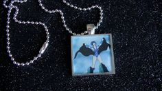 Evil-Lyn Necklace  Masters of the Universe by VipersDen, $10.00