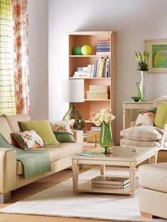 Colorful Living Room Style In Anticipation Of The Summer: Elegant Lime Living  Room Color Ideas U2013 Architecture Design Ideas Part 71