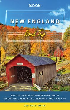 Cover for Moon New England Road Trip