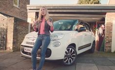 Fiat 500L gets Motherhood Inspired Rap Video. For more, click http://www.autoguide.com/auto-news/2012/12/fiat-500l-gets-motherhood-inspired-rap-video.html