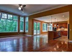 Country Homes Open Floor Plan - Bing Images