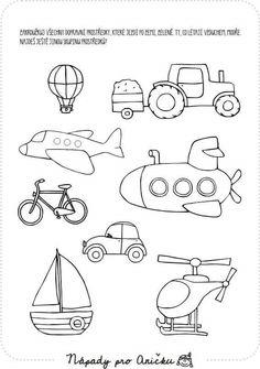 113 Nejlepsich Obrazku Z Nastenky Grafomotoricke Listy Preschool