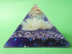 Pirámide azul