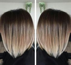 Are you going to balayage hair for the first time and know nothing about this technique? We've gathered everything you need to know about balayage, check! Blonde Ombre Short Hair, Brown To Blonde Balayage, Short Ombre, Short Balayage, Caramel Blonde, Ombre Bob Hair, Hair Caramel, Brown Ombre Hair Medium, Blonde Balayage Bob