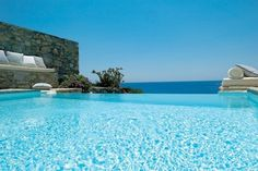 Blu Grecotel  Exclusive Resort, Mykonos #mykonos #travel #mykonosholidays #greece #sea