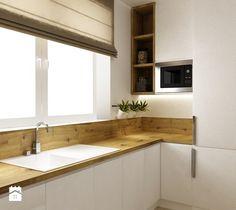 Kuchnia styl Skandynawski - zdjęcie od Grafika i Projekt