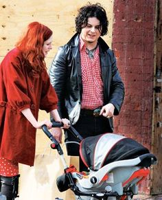 A Look Back at Karen Elson and Jack White, The Couple